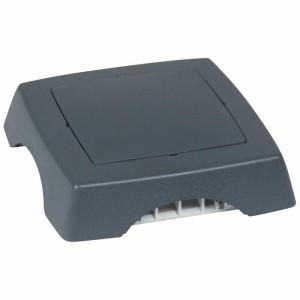 Boîte de dérivation pour passage de plancher 92x20mm LEGRAND