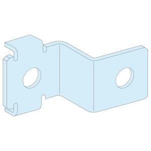 Patte de fixation rail H15mm - lot de 2 - Prisma SCHNEIDER