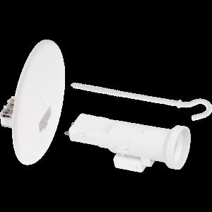 Kit couvercle DCL diamètre 120mm + piton 120mm + douille E27 EUR'OHM