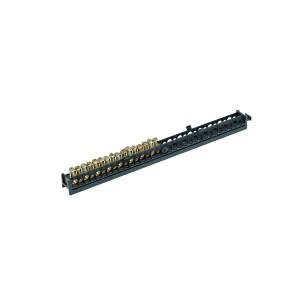 Bornier répartiteur - 80A - 16 trous - PrismaSeT G Active SCHNEIDER