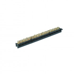 Bornier répartiteur - 80A - 32 trous - PrismaSeT G Active SCHNEIDER