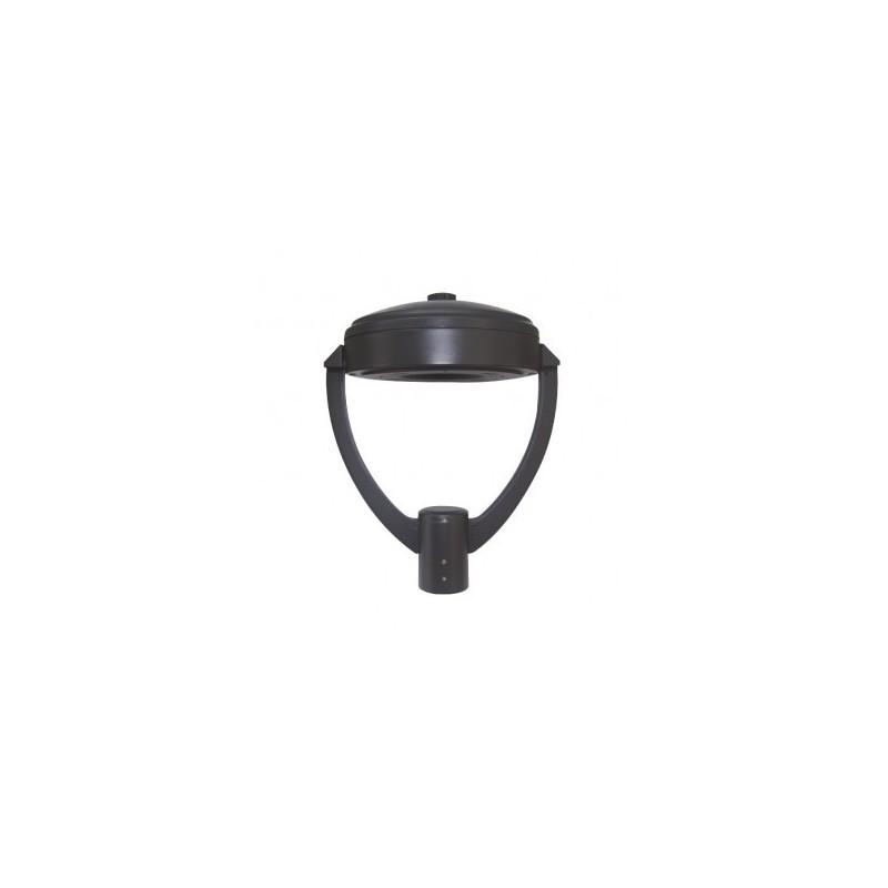 Tête de lampadaire piéton série YS6 60W IP65 IK10 4000°K VISION EL