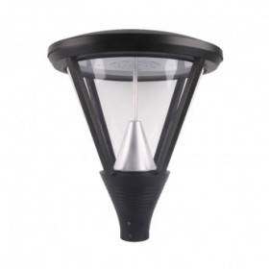 Tête de lampadaire piéton 230V série YS5 60W IP65 IK10 4000°K VISION EL
