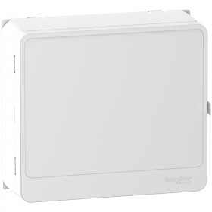 Habillage + porte styl banc 13M - panneau de contrôle - bloc de commande SCHNEIDER