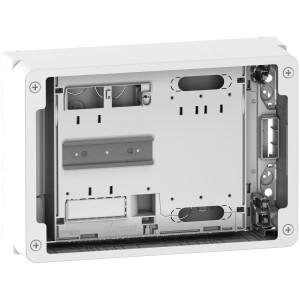 Panneau de contrôle + habillage version 18 modules SCHNEIDER