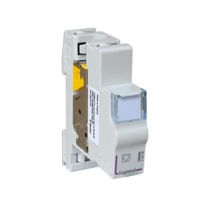 Module de brassage blindé catégorie 6A STP avec connecteur LCS³ certifié PoE++ - 1 module LEGRAND