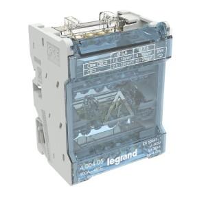 Répartiteur modulaire à barreaux étagés tétrapolaire 100A 6 départs - 4 modules LEGRAND
