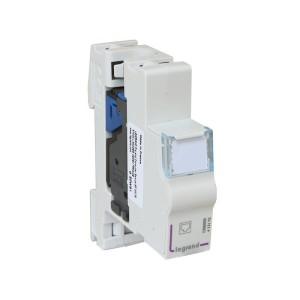 Module de brassage catégorie 6 FTP avec connecteur LCS³ certifié PoE++ - 1 module LEGRAND