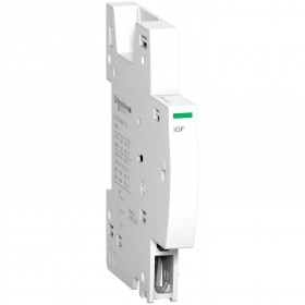 Contact auxiliaire OF - 240-415Vca 24-130Vcc - iC60 RCBO SCHNEIDER