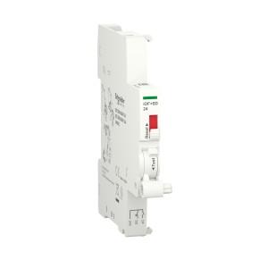 Auxiliaire iOF+SD24 - commande signalisation par le bas pour Smartlink - Acti9 SCHNEIDER