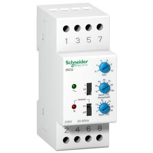 Relais de contrôle de tension 10…100V ou 50…500V - Acti9, iRCU SCHNEIDER