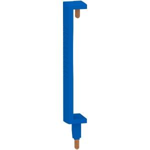 Peigne vertical de neutre pour ID XE 25 à 63A - entraxe 125mm - Resi9 XE SCHNEIDER