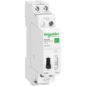 Télérupteur wiser auxiliarisé - 1NO - 16A - Resi9 SCHNEIDER