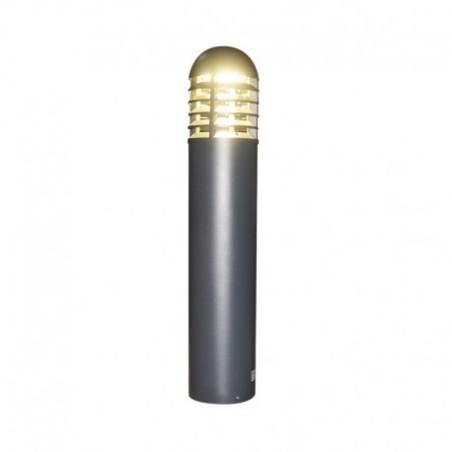Potelet Paralume 35W 3000°K gris anthracite IP65 VISION EL