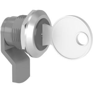 Serrure à clé portes affleurantes bacs d'encastrement - Resi9 SCHNEIDER