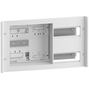 Bloc de commande monophasé 24 modules - 2R - 2 x 7M DIN - Resi9 SCHNEIDER
