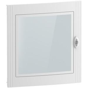 Porte transparente pour coffret 3 x 24 modules - Resi9 SCHNEIDER