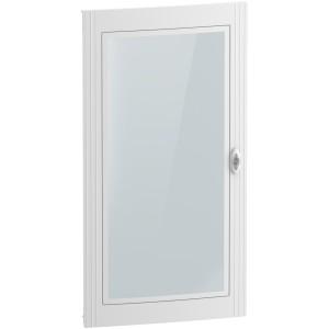 Porte transparente pour coffret 6 x 24 modules - Resi9 SCHNEIDER