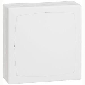 Boîte de dérivation 163x163x65mm pour goulotte DLP monobloc - blanc LEGRAND
