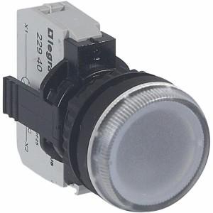 Voyant lumineux Osmoz complet IP69 blanc - 230V~ LEGRAND