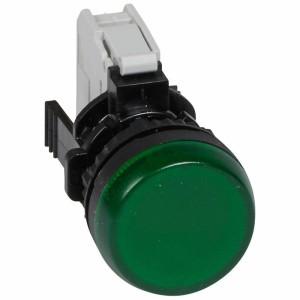 Voyant lumineux Osmoz complet IP69 vert - 230V~ LEGRAND