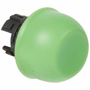 Tête à impulsion non lumineuse affleurante capuchonnée IP67 - vert LEGRAND