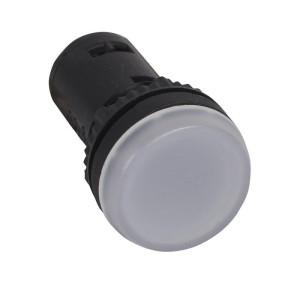 Voyant monobloc avec LED intégrée - blanc - 230V LEGRAND