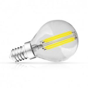 Ampoule LED E14 4W 6000K - filament - bulb VISION EL