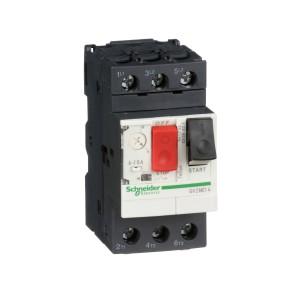 Disjoncteur moteur TeSys GV2ME - 6..10A - 3P 3d - déclencheur magnéto-thermique SCHNEIDER