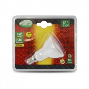 Ampoule LED E14 4W 3000°K - COB spot VISION EL