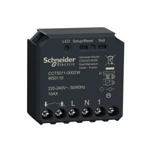 Micromodule encastré Wiser pour interrupteur lumineux SCHNEIDER