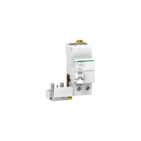 Bloc différentiel 40A 2P 30mA - Type AC - Vigi iC60 SCHNEIDER