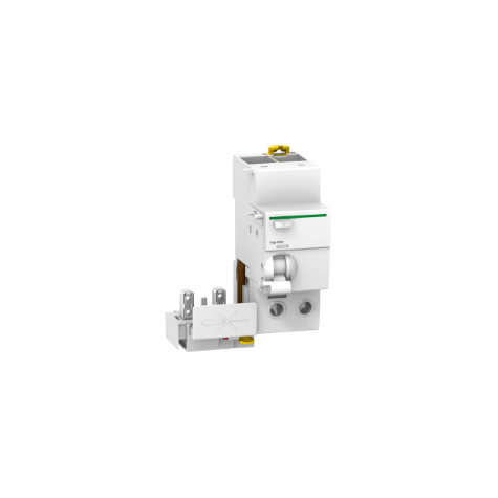 Bloc différentiel 40A 2P 30mA - Type Asi - Vigi iC60 SCHNEIDER