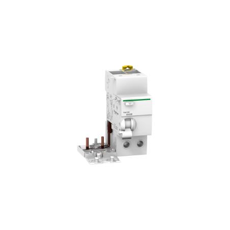 Bloc différentiel Vigi iC60 - 2P - 63A - 1000mA sélectif - Type A SI SCHNEIDER