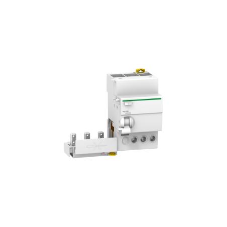 Bloc différentiel 25A 3P 300mA - Type AC - Vigi iC60 SCHNEIDER
