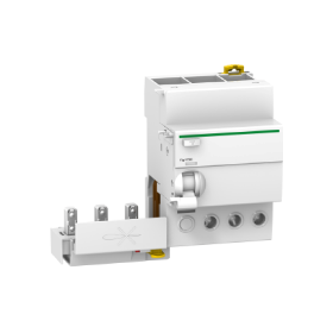Bloc différentiel Vigi iC60 - 3P - 40A - 30mA - Type AC SCHNEIDER
