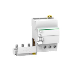 Bloc différentiel Vigi iC60 - 3P - 40A - 300mA - Type AC SCHNEIDER