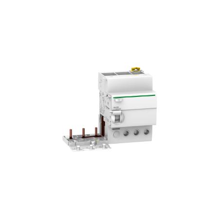 Bloc différentiel 63A 3P 30mA - Type AC - Vigi iC60 SCHNEIDER
