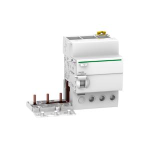 Bloc différentiel Vigi iC60 - 3P - 63A - 300mA sélectif - Type AC SCHNEIDER