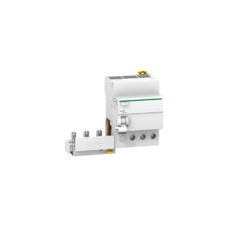 Bloc différentiel Vigi iC60 - 3P - 40A - 30mA - Type A SI SCHNEIDER