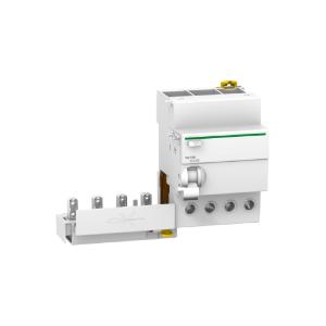 Bloc différentiel Vigi iC60 - 4P - 40A - 30mA - Type AC SCHNEIDER