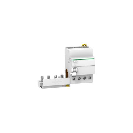 Bloc différentiel 40A 4P 30mA - Type AC - Vigi iC60 SCHNEIDER