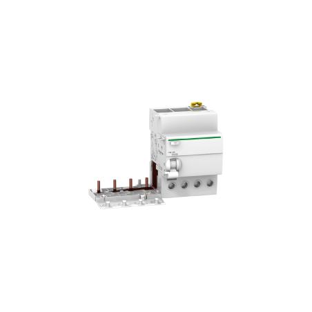 Bloc différentiel Vigi iC60 - 4P - 63A - 30mA - Type AC SCHNEIDER