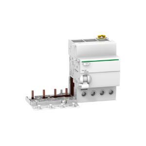 Bloc différentiel 63A 4P 300mA sélectif - Type AC - Vigi iC60 SCHNEIDER