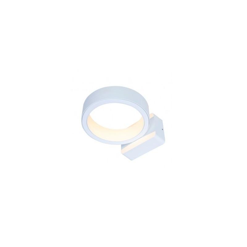 Applique murale LED 16W 230V 3000°K blanc IP65 VISION EL