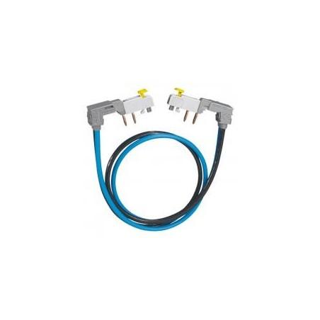 Cordon de repiquage à connexion auto - section 2x10 mm² - 63 A LEGRAND