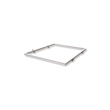 Cadre placo encastrable 60 x 60 cm blanc VISION EL