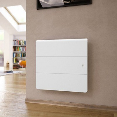 Radiateur AXIOM Smart EcoControl 750W - Horizontal blanc NOIROT