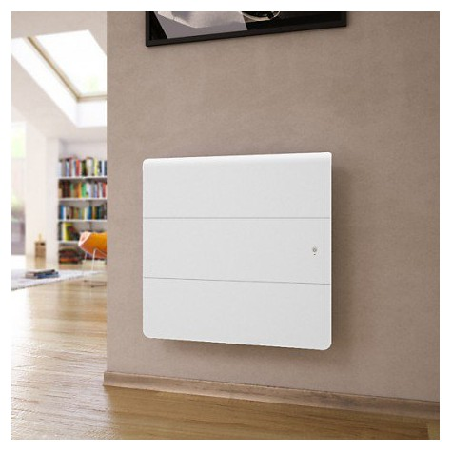 Radiateur AXIOM Smart EcoControl 750W - Horizontal blanc NOIROT