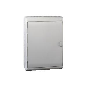Coffret KAEDRA universel 448 x 460 mm - Porte opaque SCHNEIDER